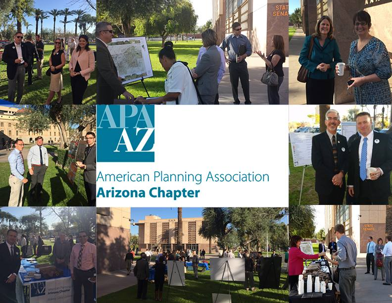 APA, Planners' Day at the Capitol @ Rose Garden at Arizona State Capitol  | Phoenix | Arizona | United States