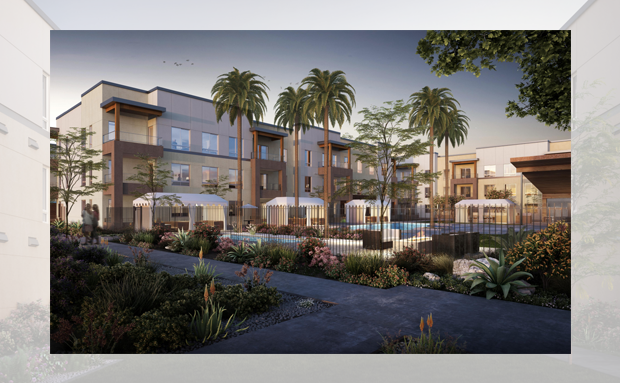360-Unit Lyon's Gate Apartments Planned for Gilbert