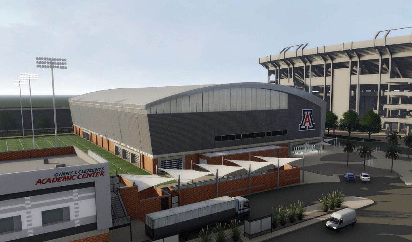 UA Launches Campaign for Facility Upgrades
