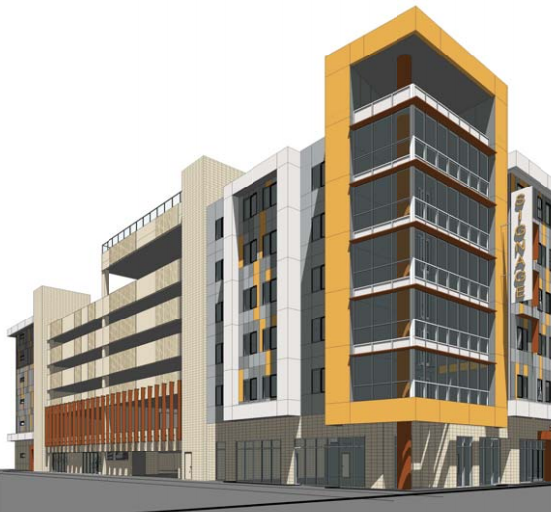 Apache & Terrace To Get New Mixed-Use