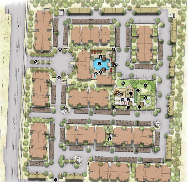 GDLE Approves New 240-Unit Apt. Complex