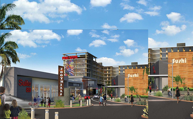 Foothills Mall Redevelopment Moving Forward
