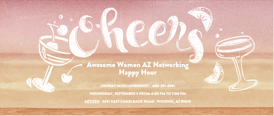 Awesome Women AZ Networking Happy Hour @ ARTIZEN  | Phoenix | Arizona | United States