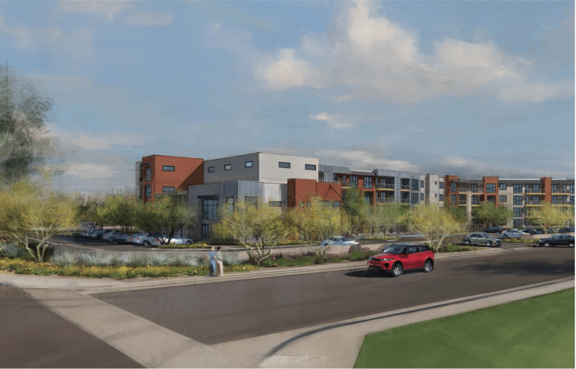 New Housing for Tempe's Broadway Road Corridor