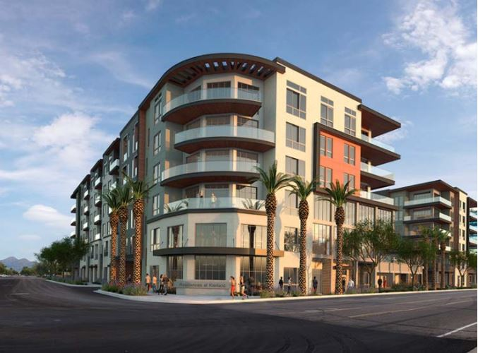 221-unit Apt. Complex Proposed for Kierland