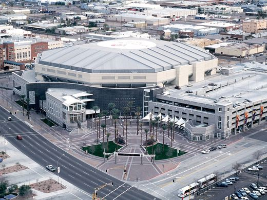 PHX City Council approves $230M Suns Arena-Renovation Deal