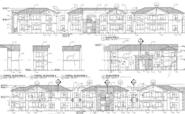 312-unit Multifamily Development Proposed in Tucson's Rita Ranch