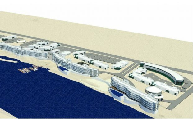 623KSF Mixed-Use Dev. Planned for Bullhead City