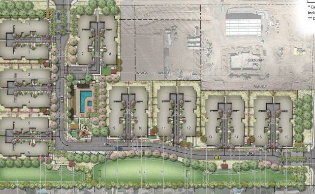 112-Unit Gated Condo Development Planned for Peoria