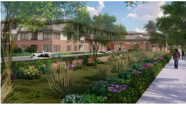 160-Unit Residential Healthcare Facility Planned for SDLE