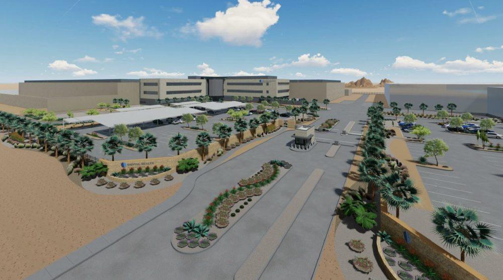 Plans Emerge for New Mesa Data Center