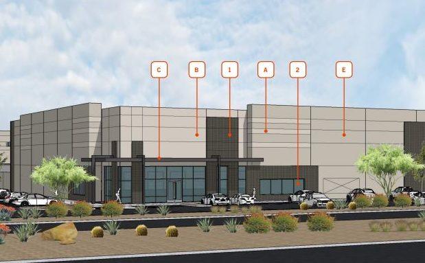 416KSF of Industrial Planned for Gilbert's East Side