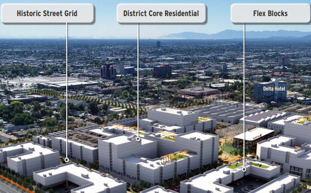 Developer Requested to Transform Downtown Mesa Site