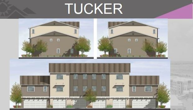 New Townhome Complex Proposed for Surprise