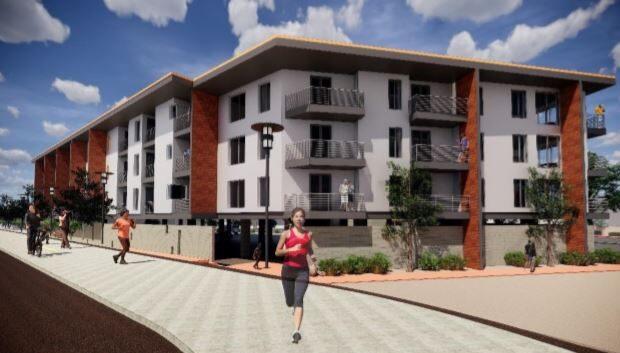 Multifamily Development Planned near Arizona Canal in Scottsdale