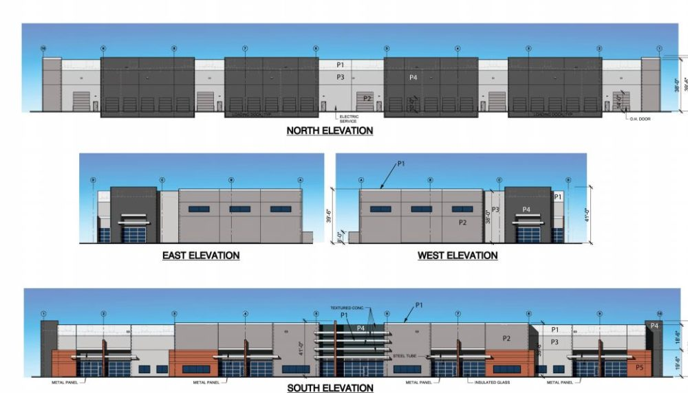 New Industrial Buildings Planned for Chandler