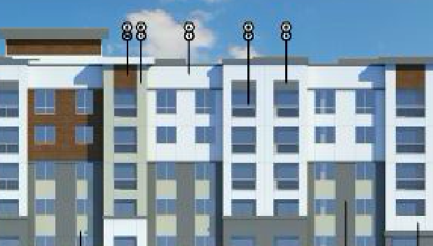 216-unit Multifamily Project Proposed for Phoenix