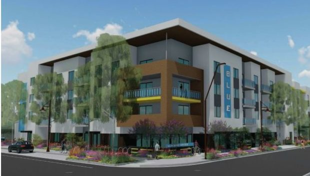 Residential Mixed-Use Planned for Tempe's Eastline Village Site