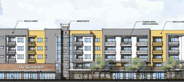 172-unit Multifamily Project Proposed for Historic Phoenix Site