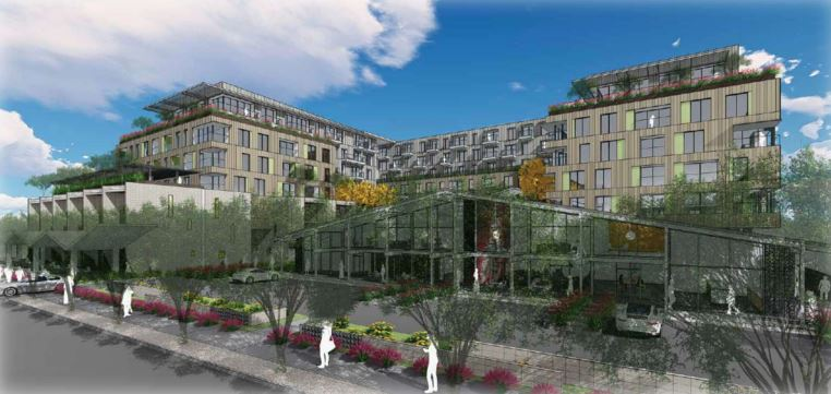 """$150M Mixed-use Project to """"Enhance"""" Scottsdale Triangle Bldg"""