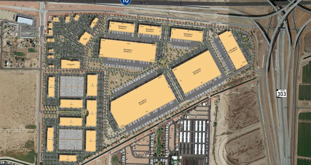 224-Acre Mixed-Use Hub Proposed for Goodyear
