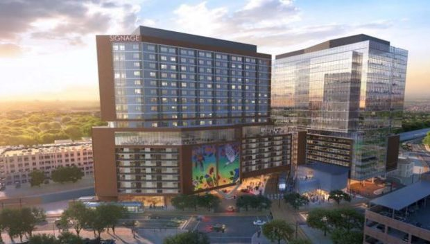 Mixed-Use Towers Planned for Tempe Train Depot Site