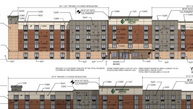 122-room Hotel Planned for Mesa