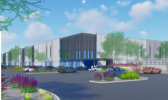 1MSF Warehouse Building Proposed for Buckeye