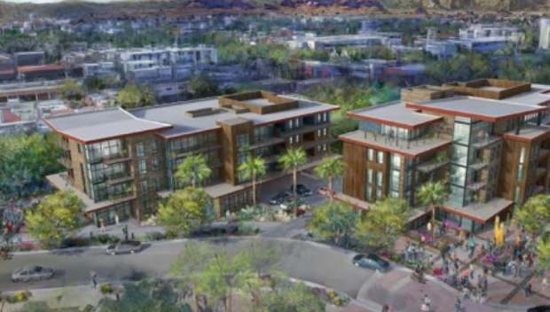 Mixed-Use Development Proposed for Old Town Scottsdale
